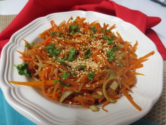 Carrot Matchstick 2
