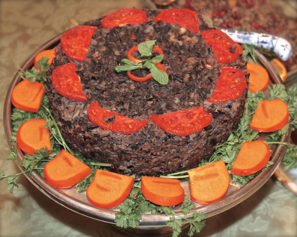 Thanksgiving Torte Michael