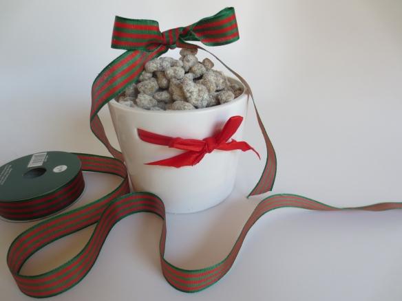 white cup w:ribbon