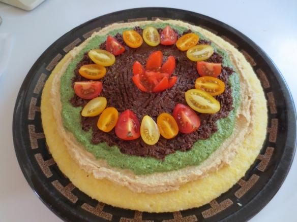 Polenta Torte