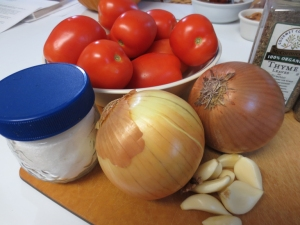 Tomato Ingredients
